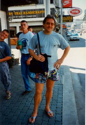 In Thailand, 1993.