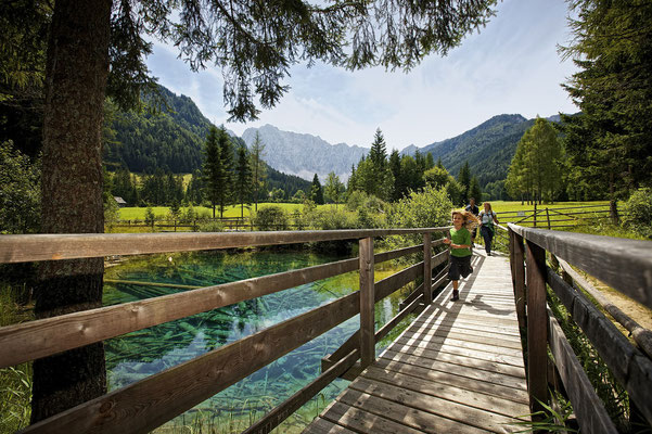 Wandern im Bodental, (c) Steinthaler, KW