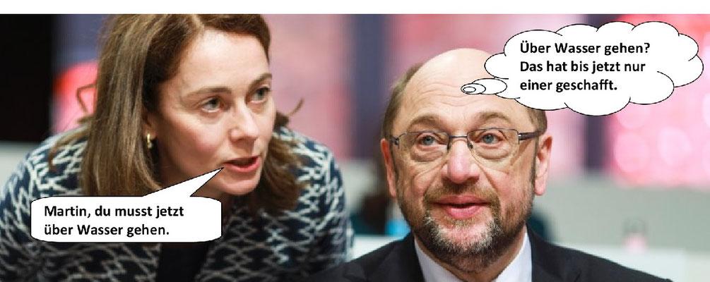 Martin Schulz - Bundestagswahlkampf 2017. 2. Akt