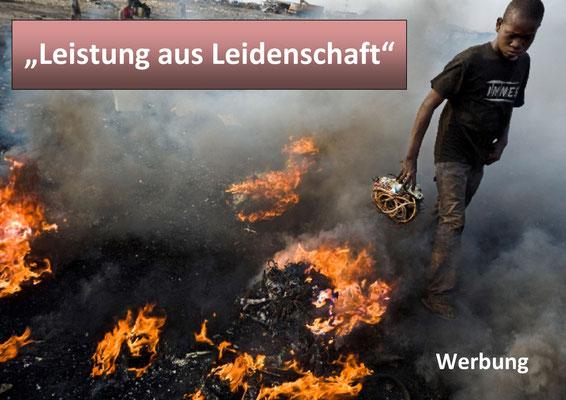 Deutsche Bank, Werbung. Leistung aus Leidenschaft.