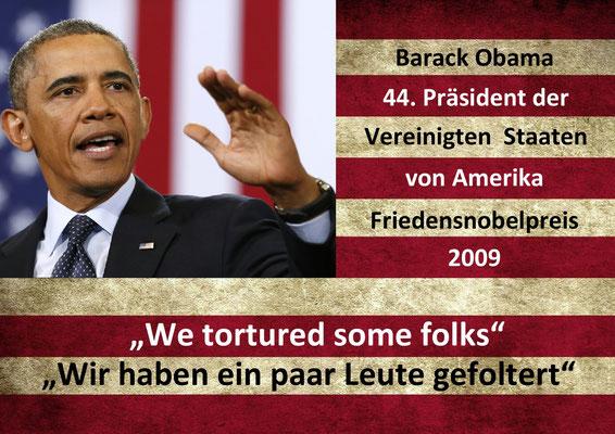 Barak Obama, Friedensnobelpreisträger