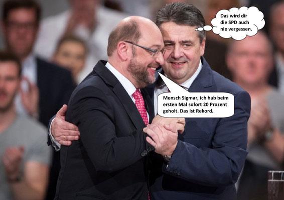 Martin Schulz - Bundestagswahlkampf 2017. 3. Akt