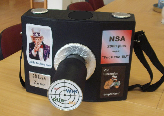 NSA Kamera