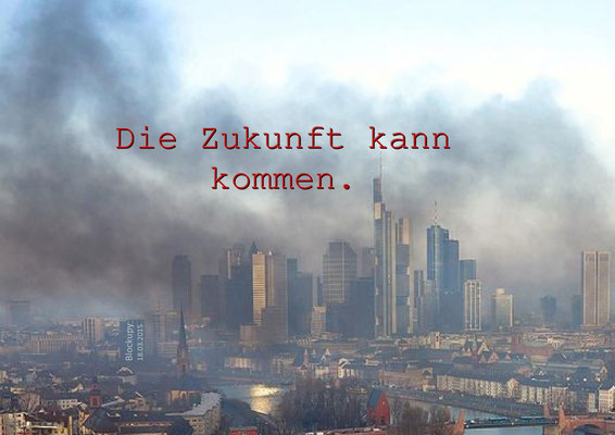 Bloccupy Frankfurt