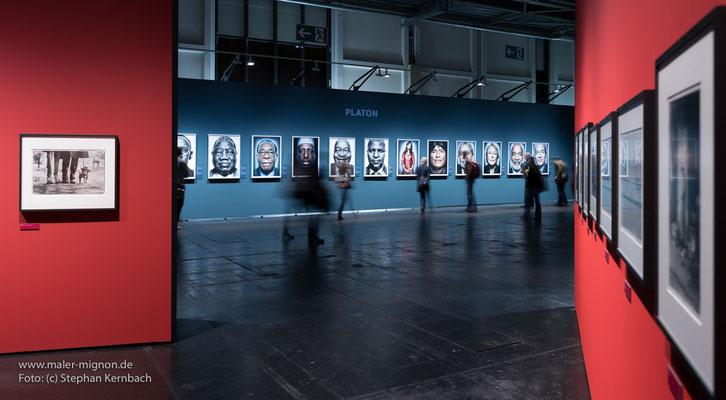 Leica Camera auf der Photokina in Köln, Messestand: IMA International, www.ima-international.com
