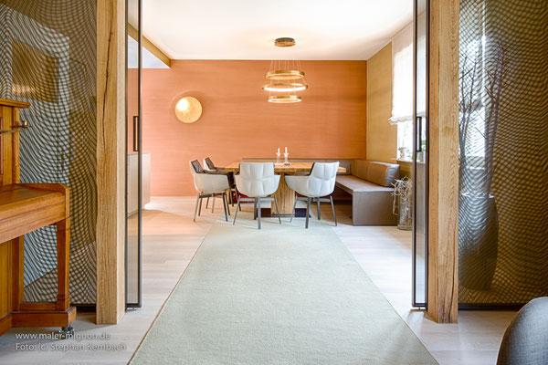 Innenarchitektur: Ines Klemm, Latrace Schweiz, www.latrace.ch