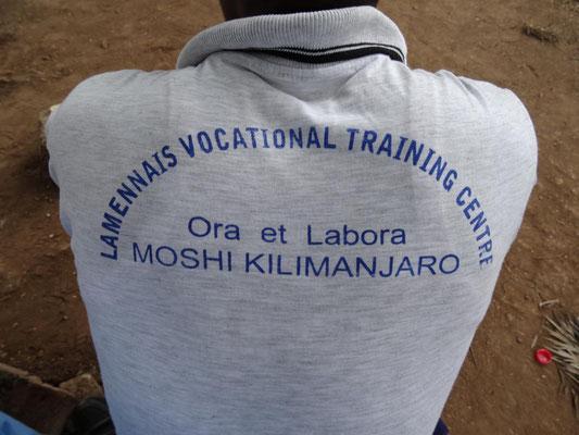 Das Motto des VTC.