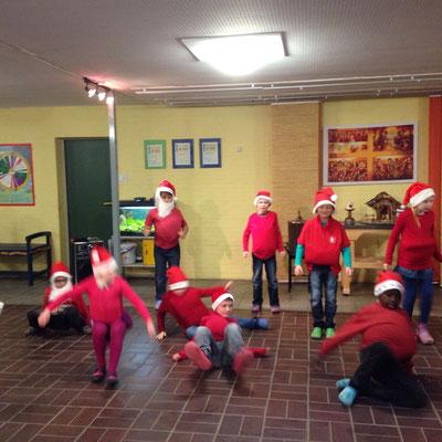 Weihnachtsforum 2014 Niels-Stensen Grundschule Hameln