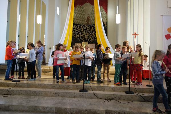 Gottesdienst Niels-Stensen Grundschule Hameln