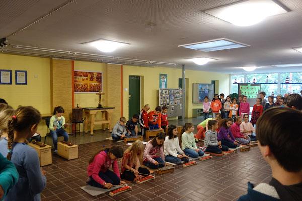Morgenforum Niels-Stensen Grundschule Hameln