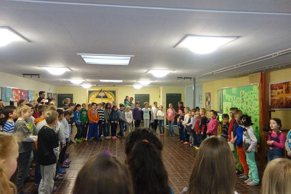 Forum Frühblüher 2015 Niels-Stensen Grundschule Hameln