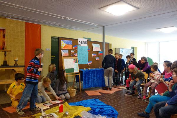 Ostern Niels-Stensen Grundschule Hameln