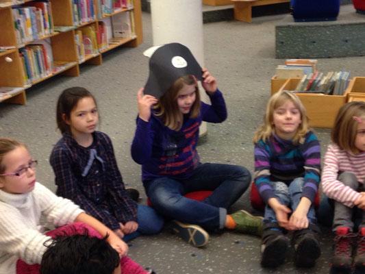 Besuch Stadtbücherei Niels-Stensen Grundschule Hameln