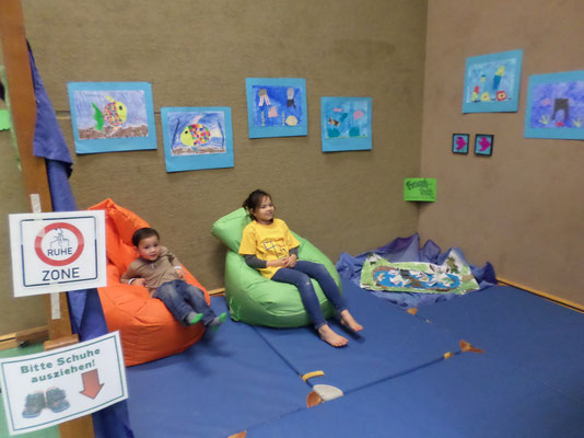 Kreativ Workshop Niels-Stensen Grundschule Hameln