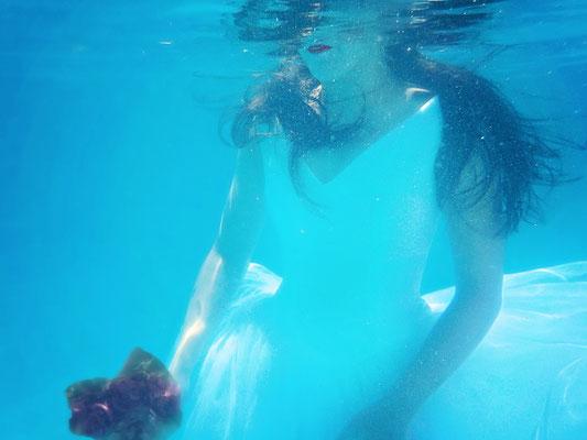 Unterwassertrauungen