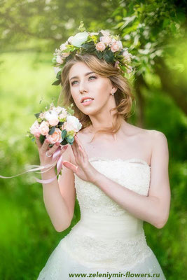 свадебные композиции боковская