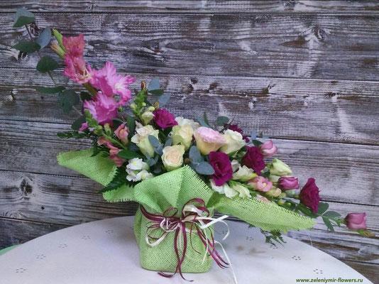 цветочные композиции на свадьбу новочеркасск