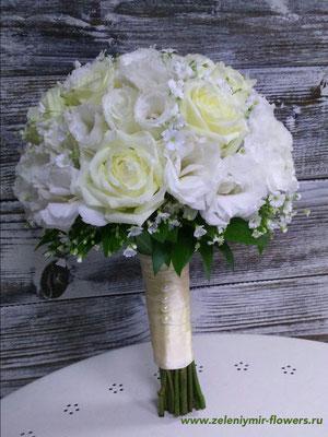 цветочное оформление свадьбы казанская