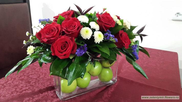 доставка цветов миллерово
