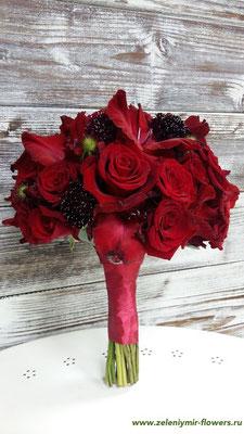 оформление свадьбы цветами новочеркасск