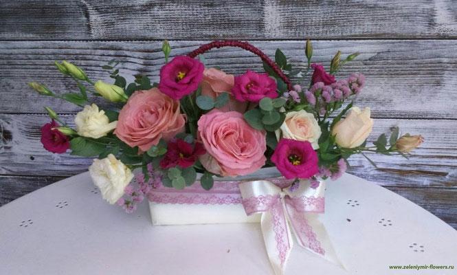 цветочные композиции на свадьбу боковская