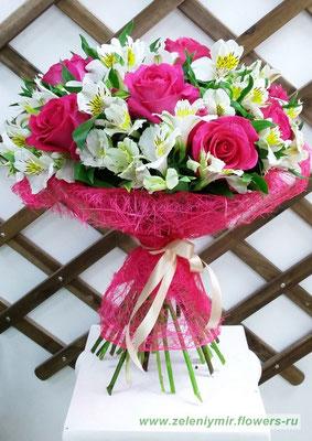 магазин цветов Боковская
