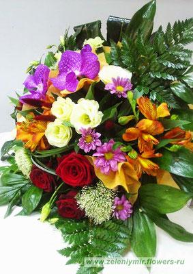 доставка цветов боковская
