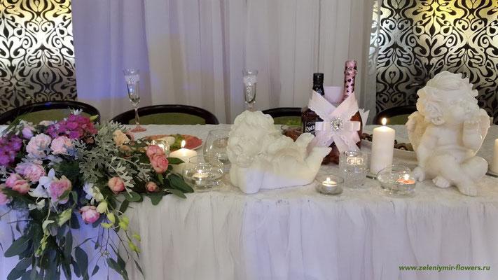 оформление свадебного зала новочеркасск