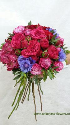 цветочное оформление свадьбы миллерово