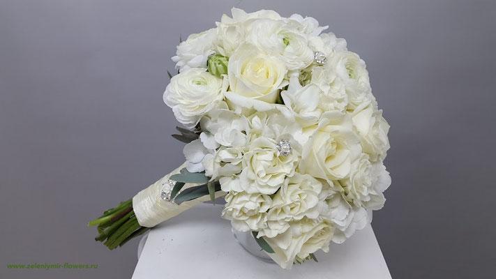 свадебные букеты новочеркасск, букет невесты новочеркасск