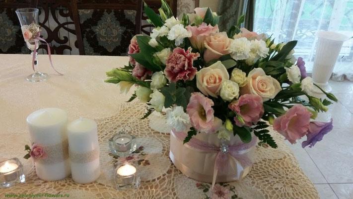 свадебные композиции вешенская