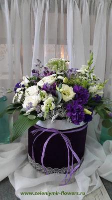 свадебная флористика казанская