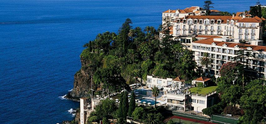 Belmond Reids Palace Madeira, Portugal