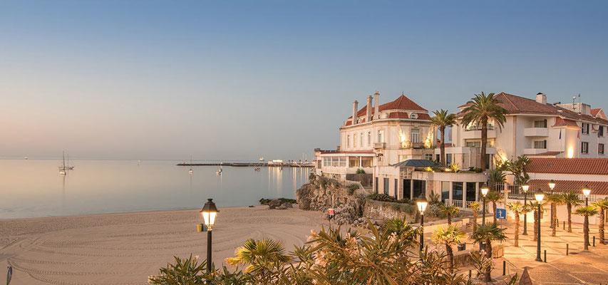 The Albstroz Seafront Hotel Cascais
