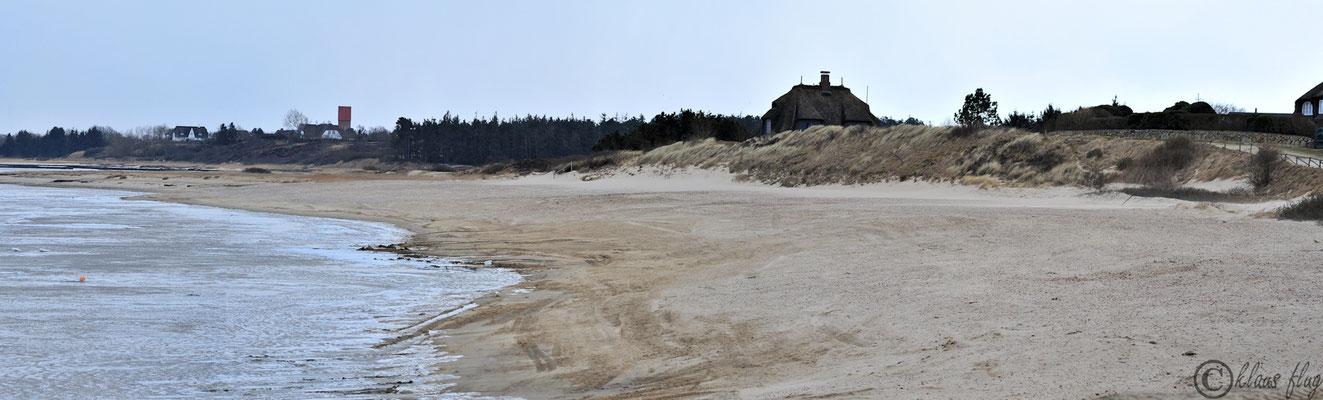 """Fertig am 16. März, Munkmarsch """"Golden-Beach"""""""