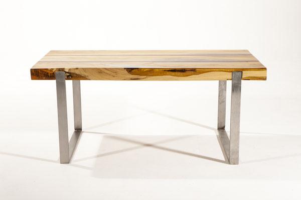 Naturbohlen: Tisch
