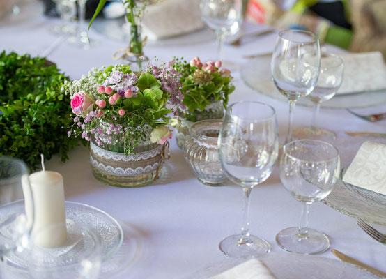 Weißweinglas Victoria und Wasserballonglas