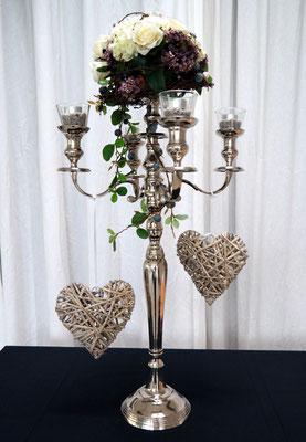 Kerzenleuchter 5 armig