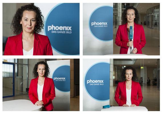 Jeanette Klag @ Phoenix Television