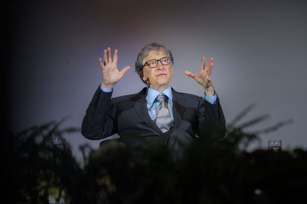 Bill Gates @ TU Berlin