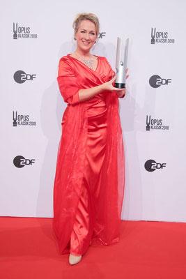 Diana Damrau @ OPUS Klassik Award