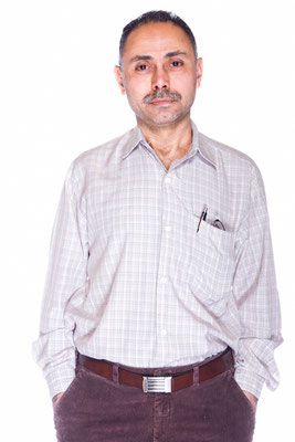 Yazdin Parekh - Chief Engineer - 25 Years - Pakistan
