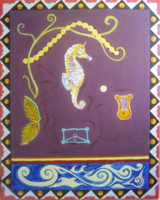 Druide hippocampe.