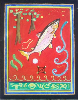 Druide poisson.