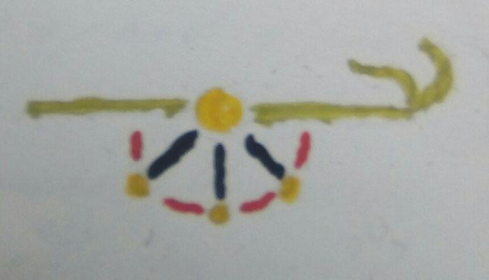 Druidisme symbole.