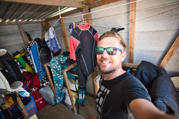 Storage Corfu Kite Club