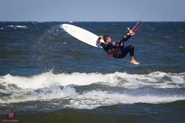 Kitesurfspot Usedom Karlshagen Sportstrand