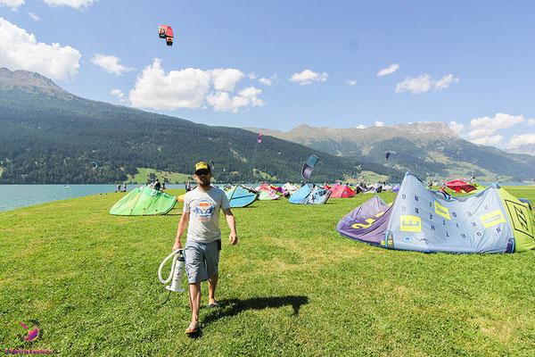 Kitesurfen lernen - Welche Kiteschule soll ich wählen?