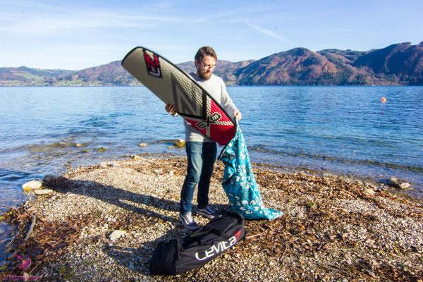 DIY: Boardsocke selbst nähen