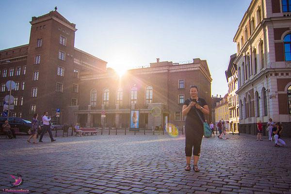 Roadtrip ans Nordkap - Zwischenstopp in Riga